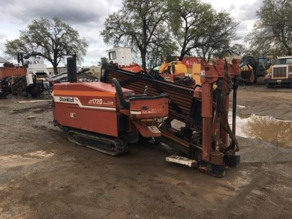 Ditch Witch JT1720 MACH 1
