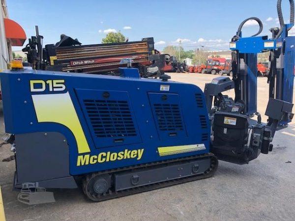 Mccloskey D15